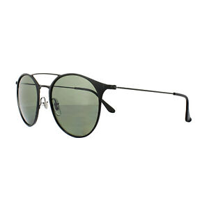 76966d95b0f Ray-Ban Sunglasses 3546 186 9A Black Green Polarized 8053672672428 ...
