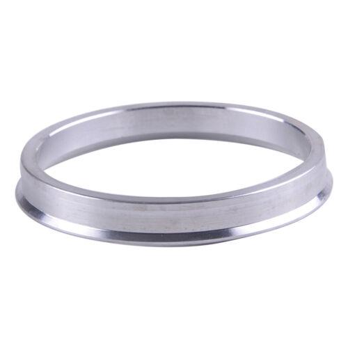 4x//set Wheel Hub Centric Hole Rings Spacer OD=71.5mm ID=64.1mm Aluminium Alloy