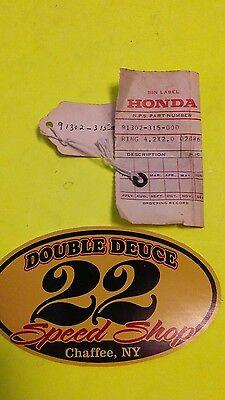 4.2x2.0 CB200 CB175 SL175 CL175 CL200 GENUINE Honda NOS 91302-315-000 O-Ring