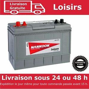 12V-100Ah-Batterie-Decharge-Lente-Pour-Caravane-Camping-Car-et-Bateau