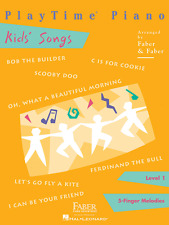 PlayTime Rock /'n/' Roll Level 1 Faber Piano Adventures Book NEW 000420128