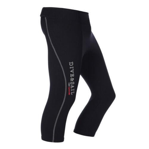 Stretch 1,5 Mm Neopren Neoprenanzüge Hosen Für Frauen Männer Kajak Kanu
