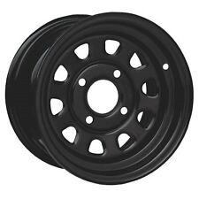 (2) Rims Steel Wheels Rear Suzuki Eiger King Quad Vinson 400 450 500 700 4X4