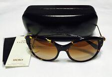 7a8151a957 Coach Cat Eye Sunglasses L1610 HC8189 5417 13 Dark Tortoise   Light Gold NWT