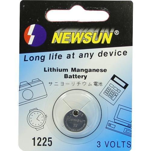 BATTERIEN Lithium 3V CR 1225 1St PZN 882885