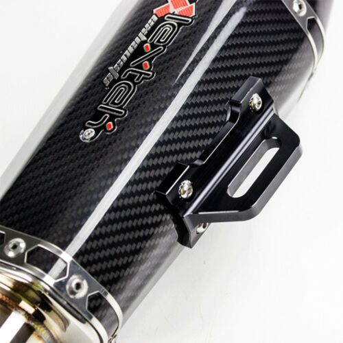 17-18 Lextek XP8C Carbon Fibre Exhaust With Link Pipe For Honda CMX500 Rebel
