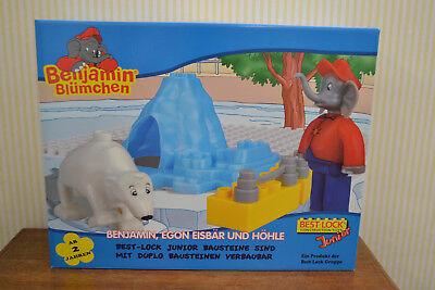 Best-Lock Benjamin Blümchen 01136 Benjamin Egon Eisbär und Höhle
