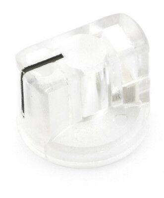 High Quality USA Seller!!! 2 PCS Davies 1510 Clone White Knob