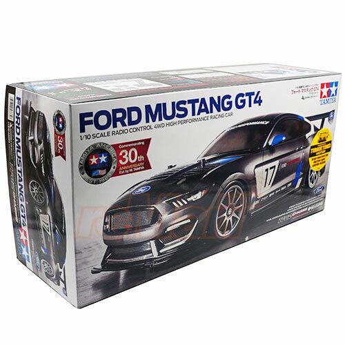 Tamiya RC Ford Mustang GT4 Touring Car
