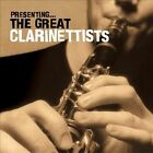 Presenting Great Clarinettist by Various Artists (CD, Apr-2012, Signature)
