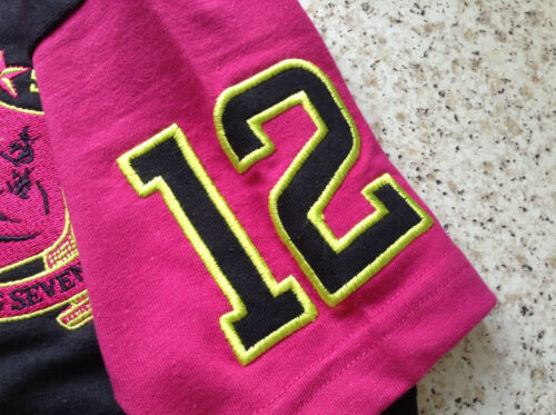 Rugby tops Age 7//8 and 11//12  Short Sleeved Bargain  Free P+P