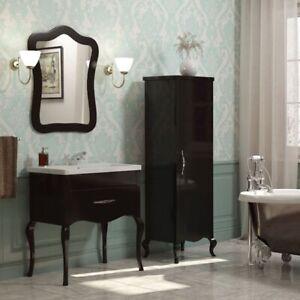 Traditional Bathroom Furniture Black