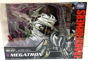 TAKARA TOMY TRANSFORMERS MOVIE THE BEST MB-03 MEGATRON ACTION FIGURE