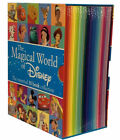 Magical World of Disney The Essential 30 Book Collection Set Children's Books
