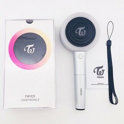 Turobayuusaku Twice Lightstick Ver 2 Candy Bong Z Concert Light Stick Glow Lamp Momo Sana