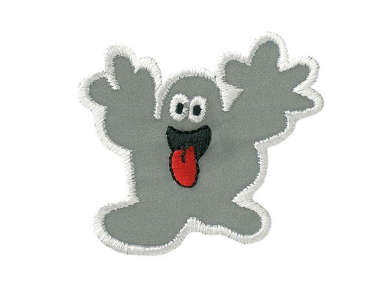 Gut Geist Gespenst Ghost - Reflex Aufnäher Aufbügler Patch Applikation #9224 Online Shop
