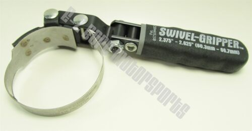 """3.250/"""" Lisle 57020 Swivel Gripper NO SLIP Filter Wrench 2.875/"""" 73-82.5mm"""