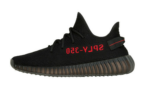 Adidas Yeezy Boost 350 V2 Core Bred, SPLY Size 11, Pre Owned but new condition.