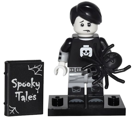 100/% Lego Spooky Boy Series 16 Collectible Minifigure Set 71013 NEW