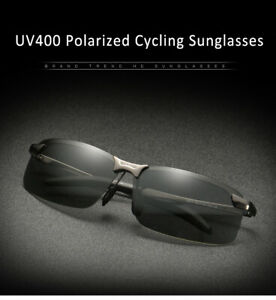Mens-Driving-Goggles-Outdoor-Cycling-Polarized-Photochromic-Sunglasses-UV400