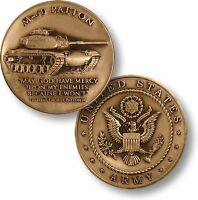 U.s. Army / M-60 General George Patton Jr. - Challenge Coin