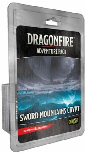 DragonFire Adventures Sword Mountains Crypt Expansion