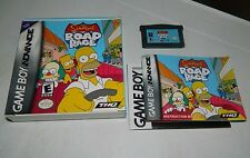 Simpsons Road Rage (Game Boy Advance) GBA **COMPLETE IN BOX**