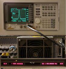 Hp Agilent Keysight 8595e Spectrum Analyzer 9khz 65ghz Fully Tested Rackmount