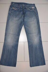 Diesel-Jeans-Mod-Ravix-blau-W32-L34-used-look-Zustand-gut-21117-50
