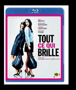 Tout ce Qui Brille [Blu-Ray] Leïla Bekhti NEUF - VERSION FRANÇAISE
