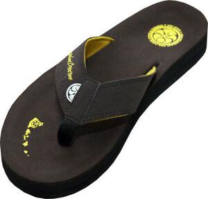 e9e23bc761a7 Image is loading NEW-Hawaiian-Island-Creations-Mens-Kona-Sandals-Size-