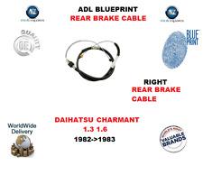 POUR DAIHATSU CHARMANT 1.3 1.6 82-83 ARRIÈRE DROITE CÂBLE FREIN À MAIN
