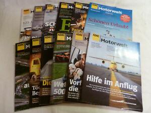 Zeitschrift ADAC-Motorwelt Komplettjahrgang 2011 (12 Hefte) - Allendorf, Deutschland - Zeitschrift ADAC-Motorwelt Komplettjahrgang 2011 (12 Hefte) - Allendorf, Deutschland