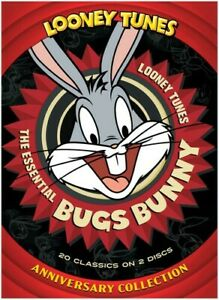 The-Essential-Bugs-Bunny-Anniversary-Collection-New-DVD-2-Pack-Ec