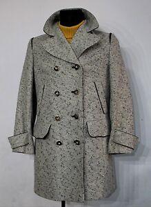 Veste Tweed Manteau 36 Gris Laine Eu Trachten Bauer M Tyrol Pure Taille Femme En Costume 38 wREfzzq8