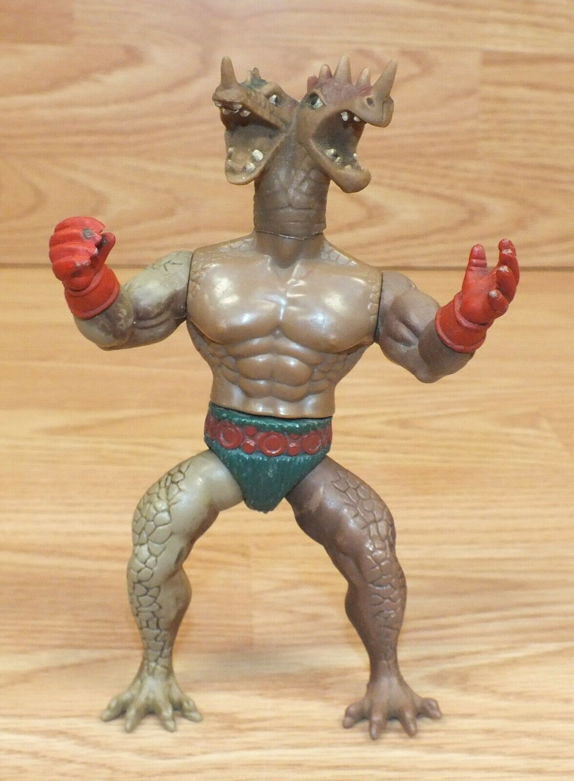 1982 Galaxy Warriors - Warrior Beasts Hydraz Vintage Collectible Action Figure