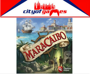 Maracaibo Board Game Brand New Pre Order