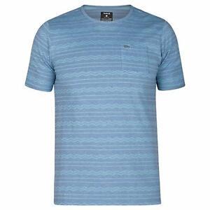 Hurley-Men-039-s-Dri-FIT-Pismo-Crew-Neck-Tee-T-Shirt