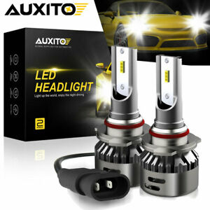 AUXITO-9006-LED-Low-Beam-Kit-Headlight-for-Honda-Accord-97-2007-Civic-04-2013-A7