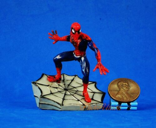 Cake Topper Marvel Amazing Spider-Man Cake Topper Display Statue Figure A577
