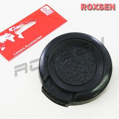 27mm Plastic Snap on Front Lens Cap Cover for DC SLR DSLR camera DV Leica Sony