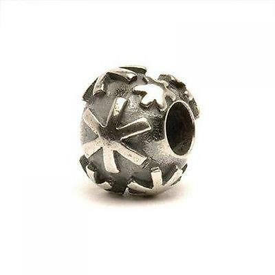 TROLLBEADS Bead in Argento Fiocco di Neve TAGBE-20091