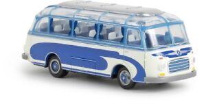 Brekina-56017-1-87-Setra-S-6-Bus-Blau-Weiss-Neu