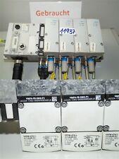 FESTO ventilinsel  CPX-FB32  , VPPM-6TA-L-1-F-0L6H-S1 , KOMPLETT