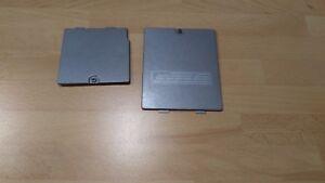 Set-cover-sportellini-RAM-Hard-Disk-per-DELL-LATITUDE-D600-bottom-case
