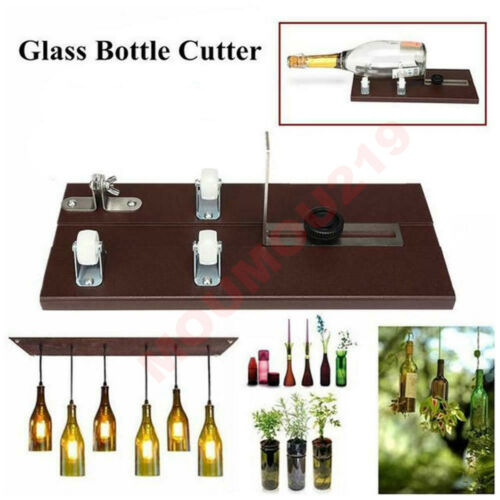 New Beer Glass Wine Bottle Cutter Cutting Machine Jar DIY Kit Craft Recycle Tool