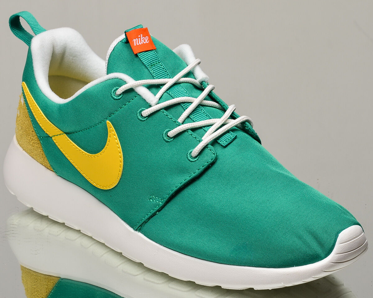 Nike Roshe One Retro men lifestyle casual sneakers rosherun NEW lucid green