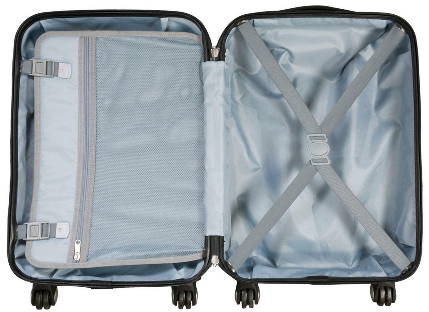 Coque rigide valise debout rouleau motif retro vintage Hawaii Hawaii Hawaii tiki style taille L 6cc242