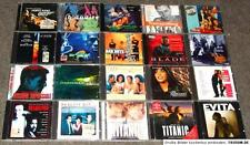 20 CD SOUNDTRACK TRAINSPOTTING TITANIC  PRETTY WOMAN BLADE EVITA JAMES BOND