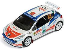 Ixo Models 1:43 RAM 279 Peugeot 207 S2000 #63 Rally Portugal 2007 NEW